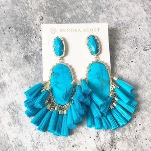 New Kendra Scott Cristina Tassel Earrings